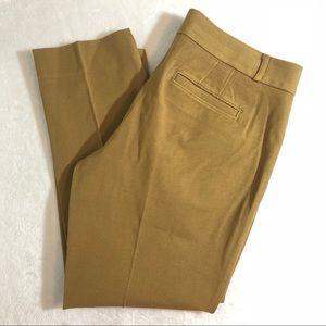 Banana Republic Sloan Fit Crop Skinny Pants